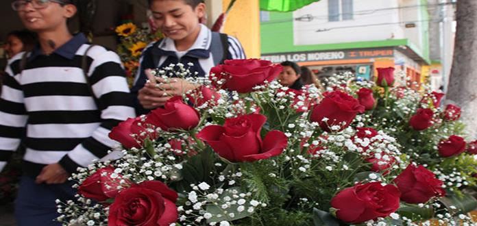 Comercios esperan que San Valentín repunte las ventas