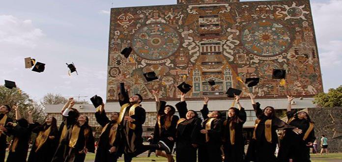 Es líder la UNAM en  universidades en América
