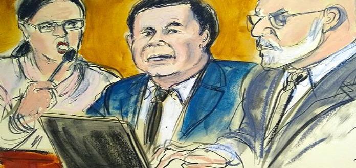 Sexto día de deliberaciones en el juicio a El Chapo