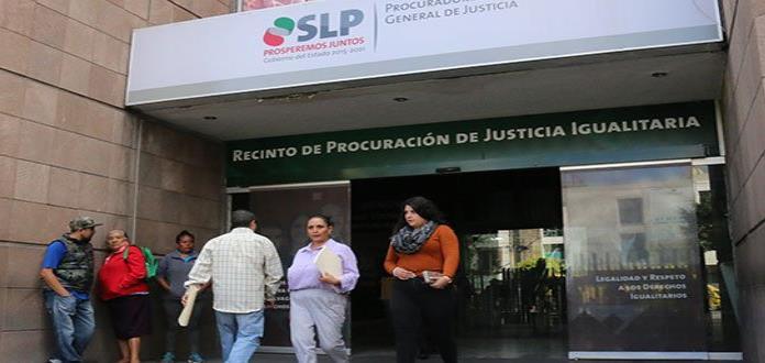Fiscalía de SLP turna a la FGR la denuncia relacionada con Sandra Sánchez Ruiz
