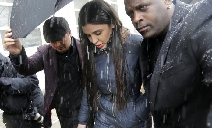Emma Coronel coordinó escape de El Chapo, declaró Dámaso López