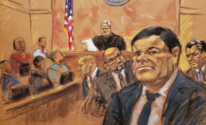 Veredicto sobre El Chapo es una victoria para el pueblo estadounidense