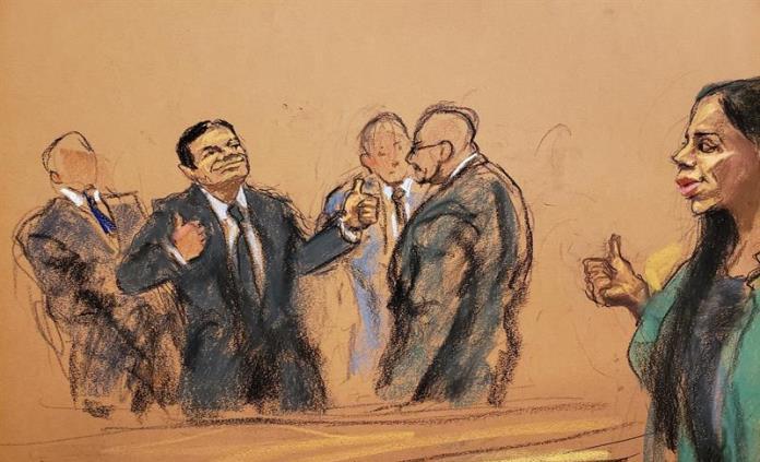 Documentos del juicio al Chapo muestran límites impuestos a testimonios