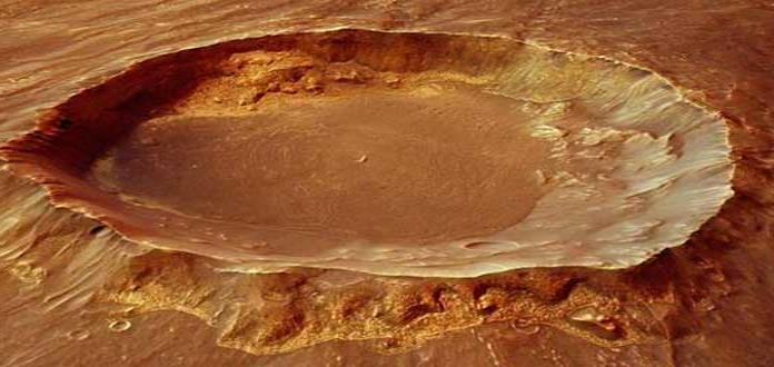 Obtienen nuevos resultados sobre composición de Marte