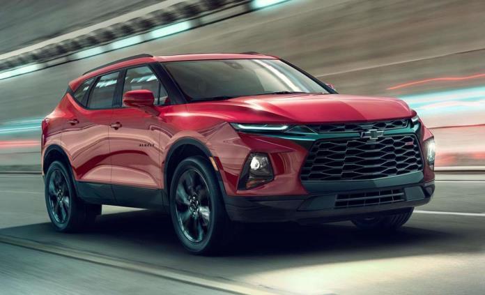 GM México produce para el mundo la nueva Blazer