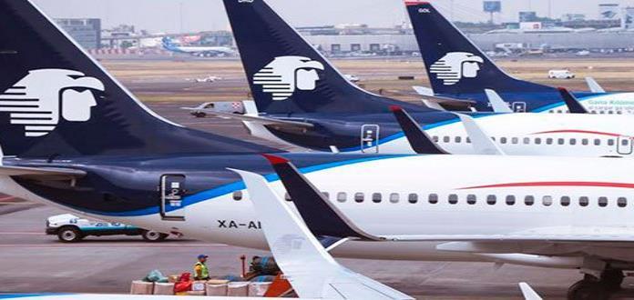 Aeroméxico invertirá tres mil millones de dólares