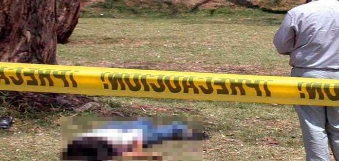 Investigan violenta muerte de una mujer en Santa María del Río