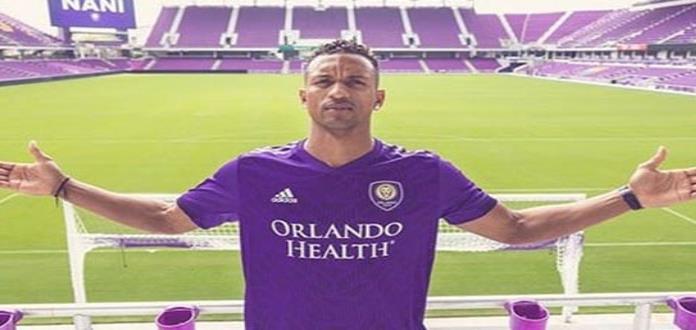 Nani acuerda por 3 años  con Orlando City, de MLS