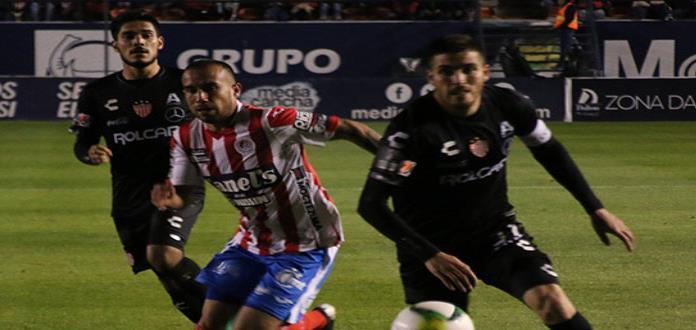2353935fc237c Atl. de San Luis va por su boleto en Copa MX