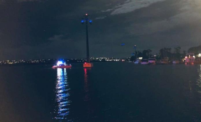 Rescatan a 16 atrapadas en parque SeaWorld en San Diego