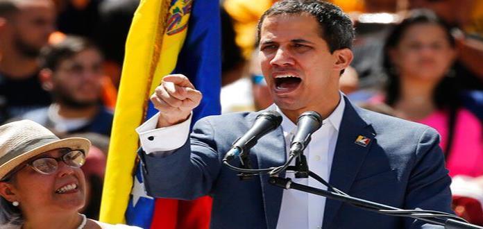 Japón reconoce a Juan Guaidó como presidente interino de Venezuela