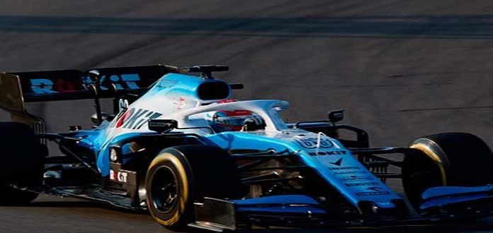 Williams por fin corre en pruebas de pretemporada