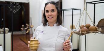 Chef mexicana resalta mestizaje entre comida prehispánica y española