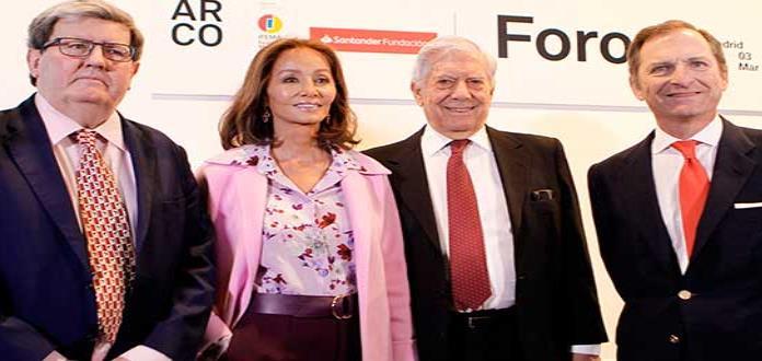 Vargas Llosa: Perú  demuestra su cultura