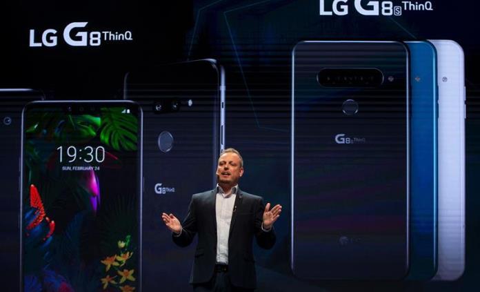 LG G8, para usar sin tocarlo