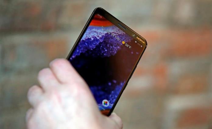 Nokia 9, el móvil con 5 cámaras