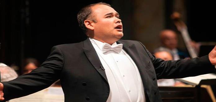 Ovacionan a tenor mexicano Javier Camarena en Nueva York