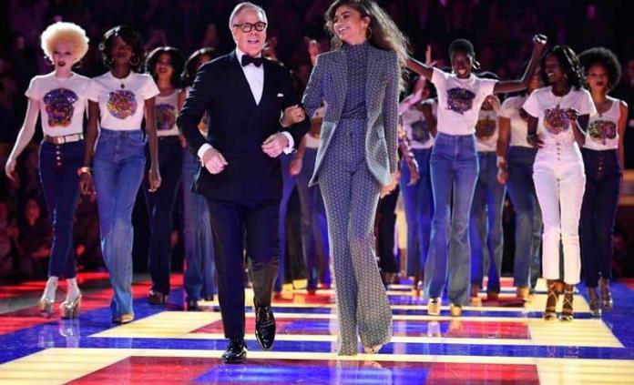 Tommy Hilfiger, 70 años del diseñador emblemático de la moda casual