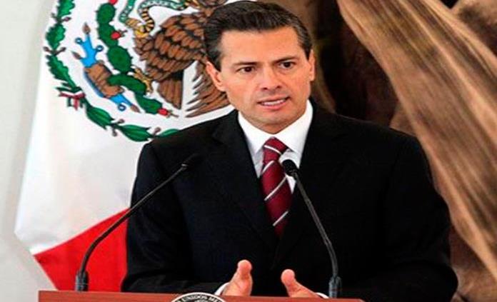 Grupo de militantes exigen expulsión de Enrique Peña Nieto del PRI