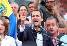 Guaidó sigue su gira por Venezuela para organizar movilización nacional