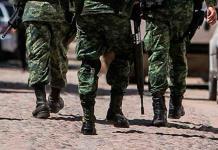 Dos capitanes, involucrados en muerte de una soldado en Chiapas