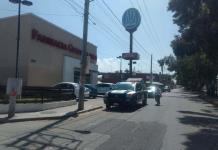 Detienen a presunto ladrón en Farmacia Guadalajara