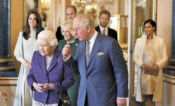 Carlos celebra 50 años de Príncipe de Gales