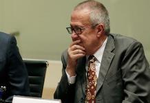 Diputados citarán a Carlos Urzúa por renuncia de Germán Martínez