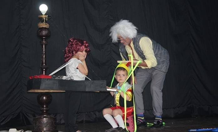 Carnaval Infantil en el Club Deportivo Potosino