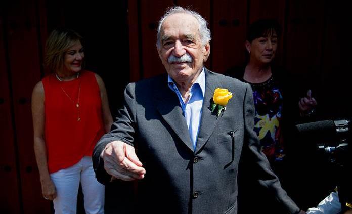 García Márquez y su familia, espiados por Nazar Haro