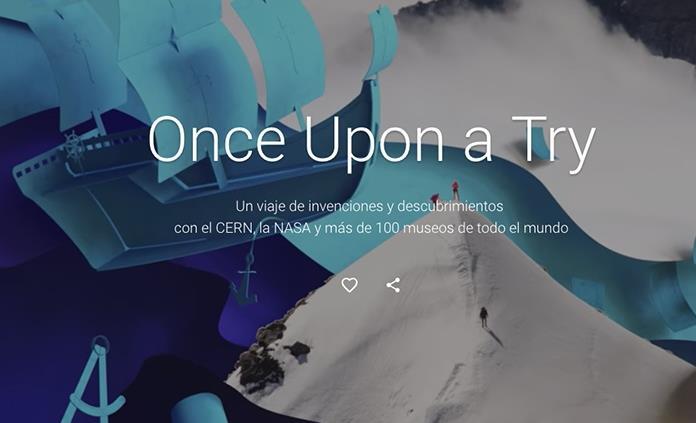 Google explora siglos de invención humana con una exposición virtual