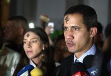 """Expulsión de embajador por Maduro es """"amenaza para Alemania"""": Guaidó"""