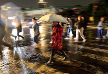 Lluvias afectarán estados del norte y sureste del país