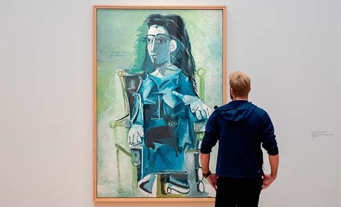 Alemania descubre el Picasso tardío
