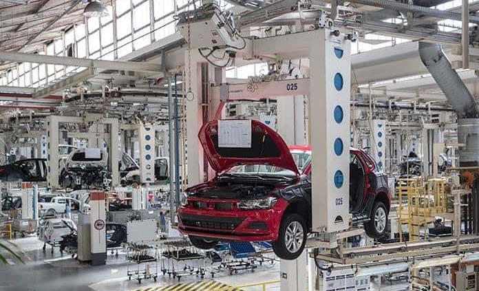 México, el séptimo productor de autos