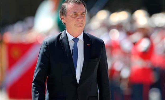 Bolsonaro publicó un video obsceno en Twitter para criticar el Carnaval