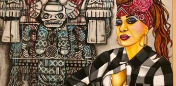 """Inauguran exhibición sobre las """"cholas"""" en Nuevo México"""