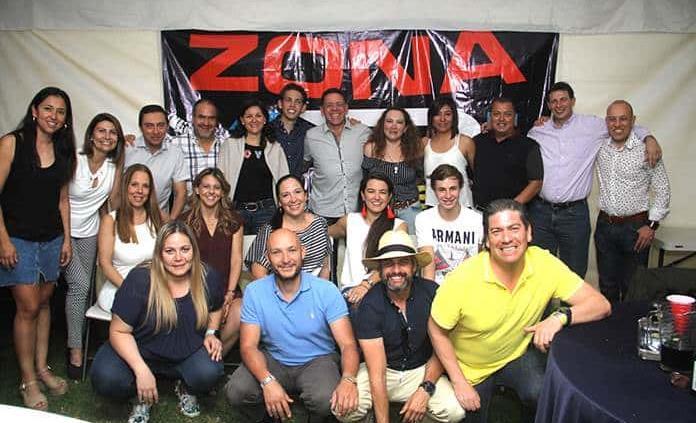 """Celebran triunfos en el Club de Triatlón """"Zona Tri Bikers"""""""