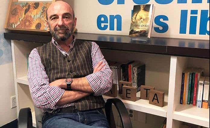 Guillermo Barba reivindica a mujeres en novela sobre la Güera Rodríguez