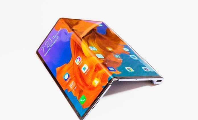 VIDEO: Huawei presenta a México su nuevo dispositivo plegable Mate X
