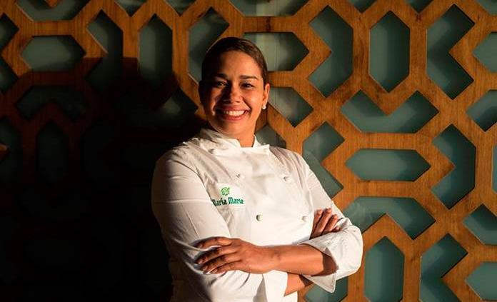 Chef dominicana María Marte denuncia el machismo que impera en la alta cocina