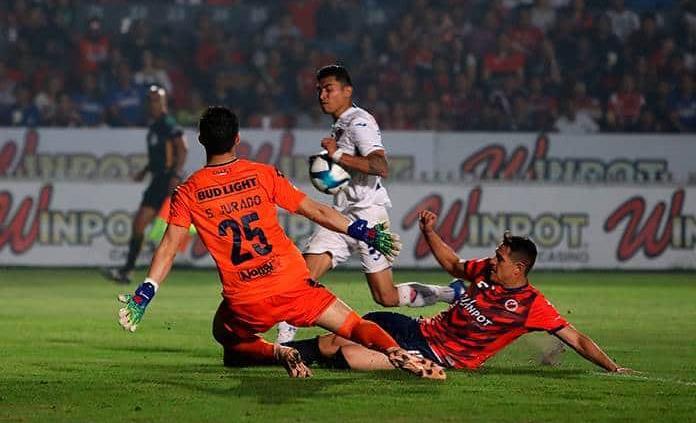 Santos y Veracruz empataron en la jornada 10 del Clausura 2019