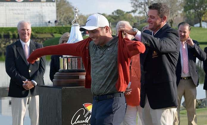 Tiger Woods se retina del Arnold Palmer Invitational