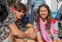 Caravana de 400 migrantes se dirige a la CDMX