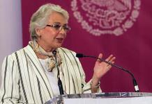 Instituto de Migración, la institución más corrupta: Sánchez Cordero