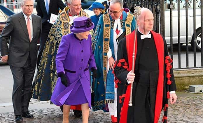 Familia real británica celebra 70 años de la Mancomunidad de Naciones