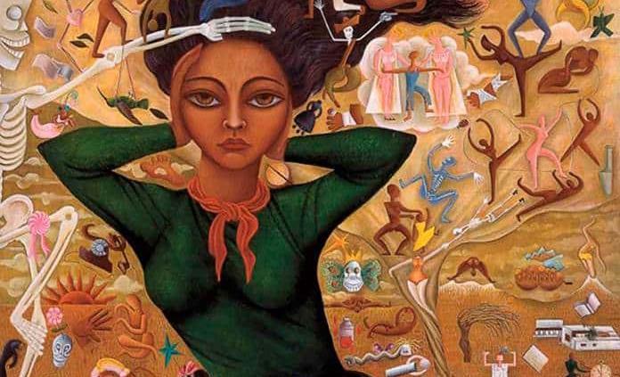 """Exhiben """"Mujeres en el arte"""", en Bellas Artes"""