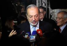 Carlos Slim, interesado en invertir en recuperación de Centro Histórico de CDMX