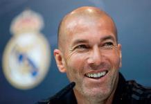 Zinedine Zidane cumple 50 cotejos de Liga en estadio Santiago Bernabéu