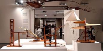 Las máquinas de Leonardo da Vinci, a 500 años de su muerte